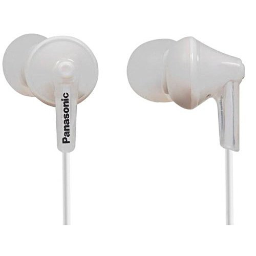 Panasonic RP HJE125E W In Ear Kopfhrer wei - Panasonic RP-HJE125E-W In Ear-Kopfhörer weiß