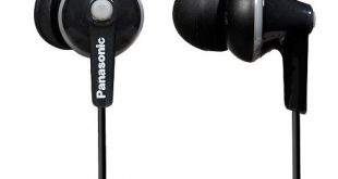 Panasonic RP HJE125E K In Ear Kopfhoerer schwarz 310x165 - Panasonic RP-HJE125E-K In-Ear-Kopfhörer schwarz